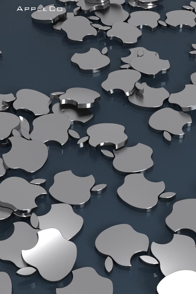 ipad hd wallpapers apple logo